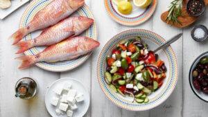 Akdeniz Diyeti en hızlı diyet listeleri