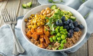 Düşük yağlı diyetler vücudun yağ alımını sınırlamaktadır.